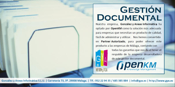 Boletín nº 0. Gestor Documental OpenKM