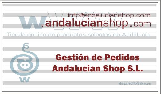 Andalucian Shop. Programación a medida
