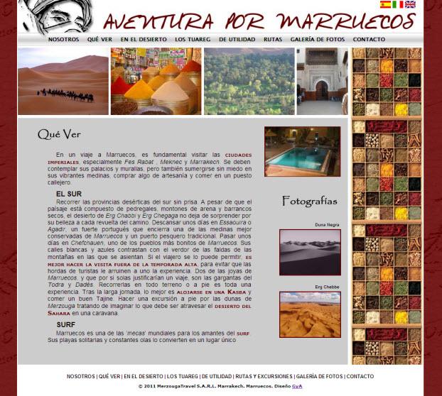 Aventura por Marruecos. Viajes organizados a Marruecos