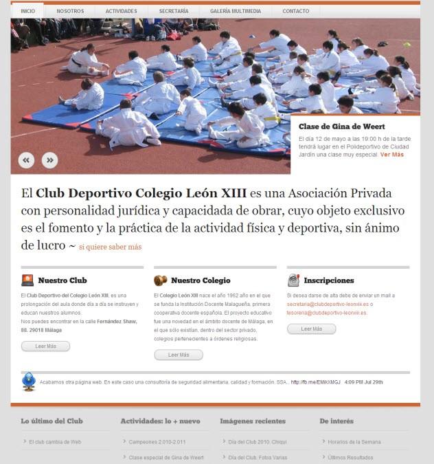 Club Deportivo Colegio León XIII