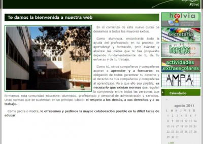 Instituto de Enseñanza Secundaria Emilio Prados