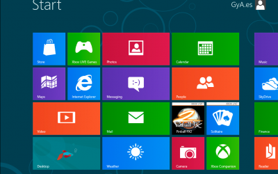 Windows 8 Consumer Preview. Instalación
