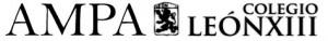 logo-ampa-leon-xiii-negro
