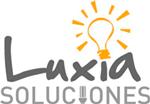 luxia soluciones logo